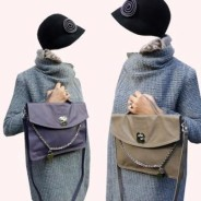GLAMOUR: Zoe bag By Speetway Bags
