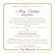 """MERRY CHRISTMAS"" FOOD & FASHION"